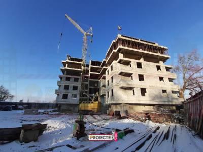 Apartament Dacia Rezidence-10