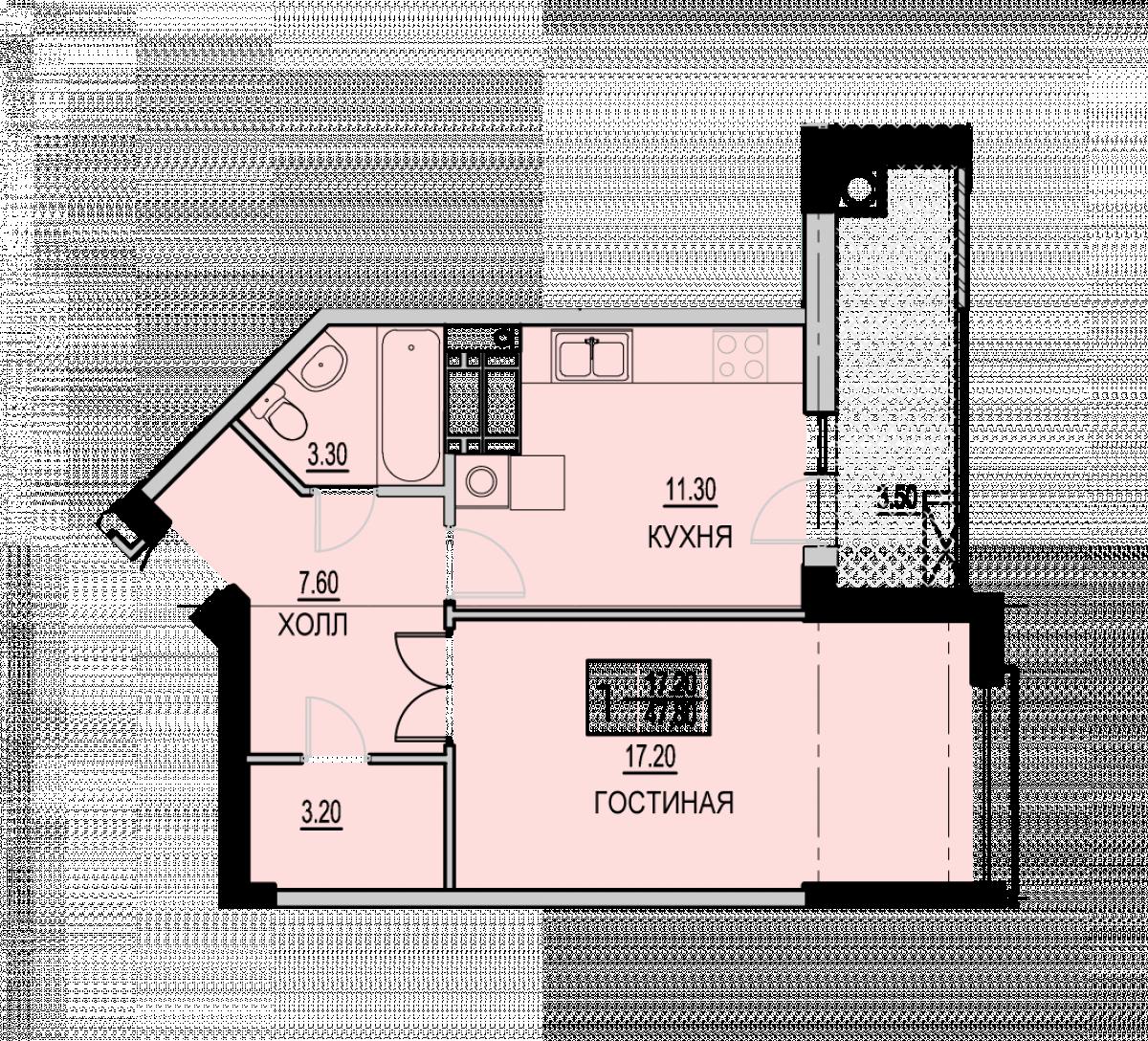 Bulevardul Dacia Residence Botanica-5
