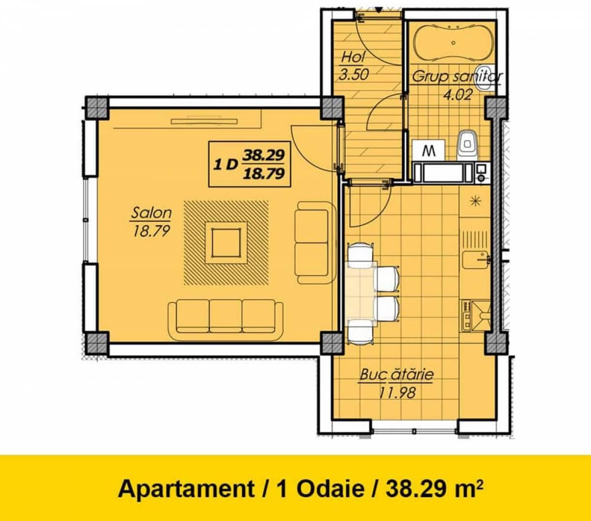 Complexul rezidențial Decebal-8