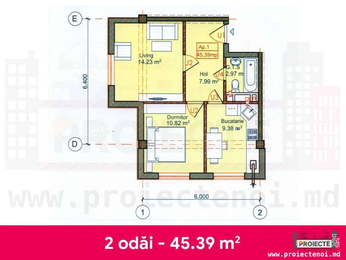 "Complex locativ ""Dacia Residence""-2"