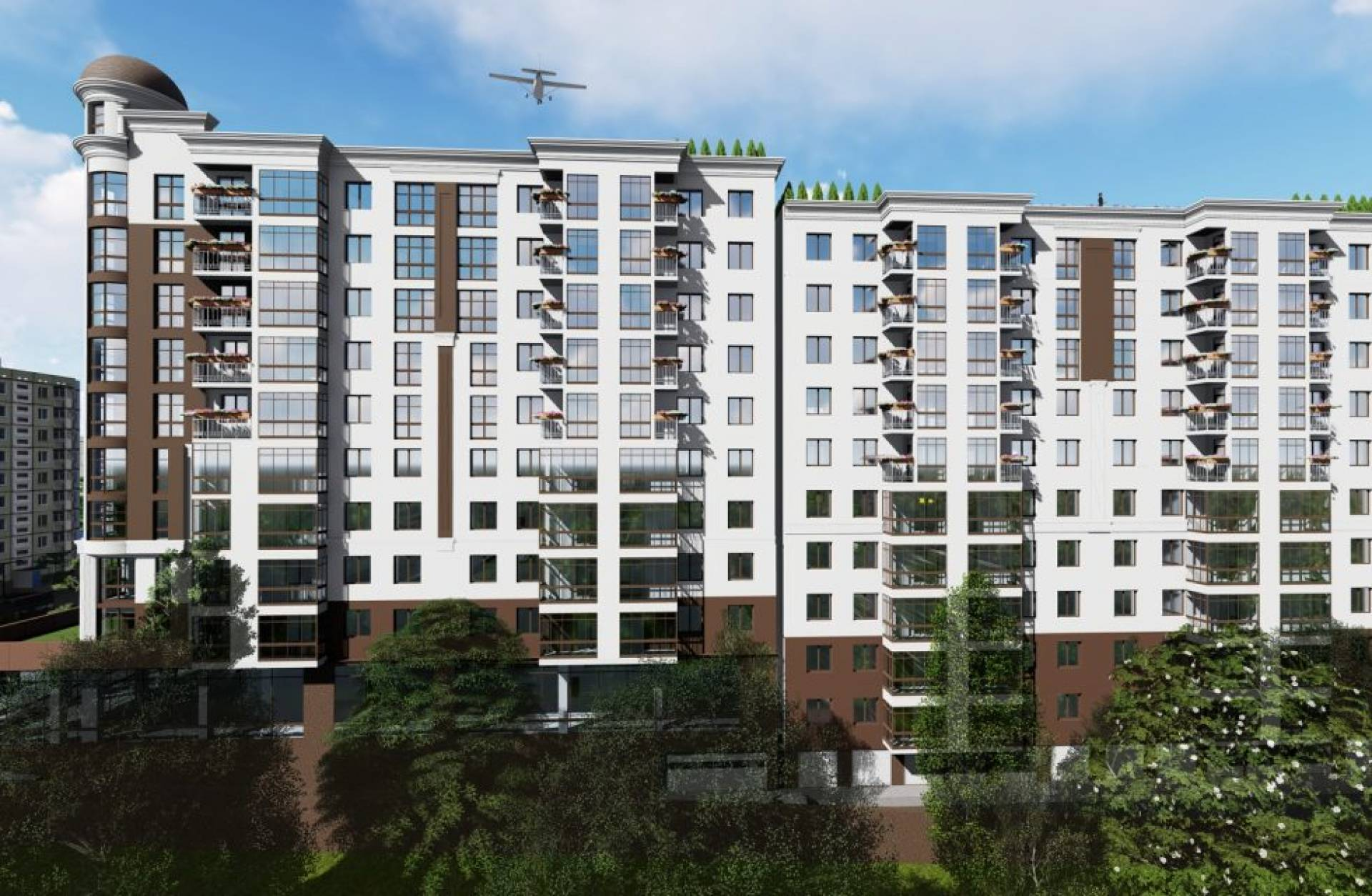 """Complexul Rezidential """"Green Park Residence""""-5"""