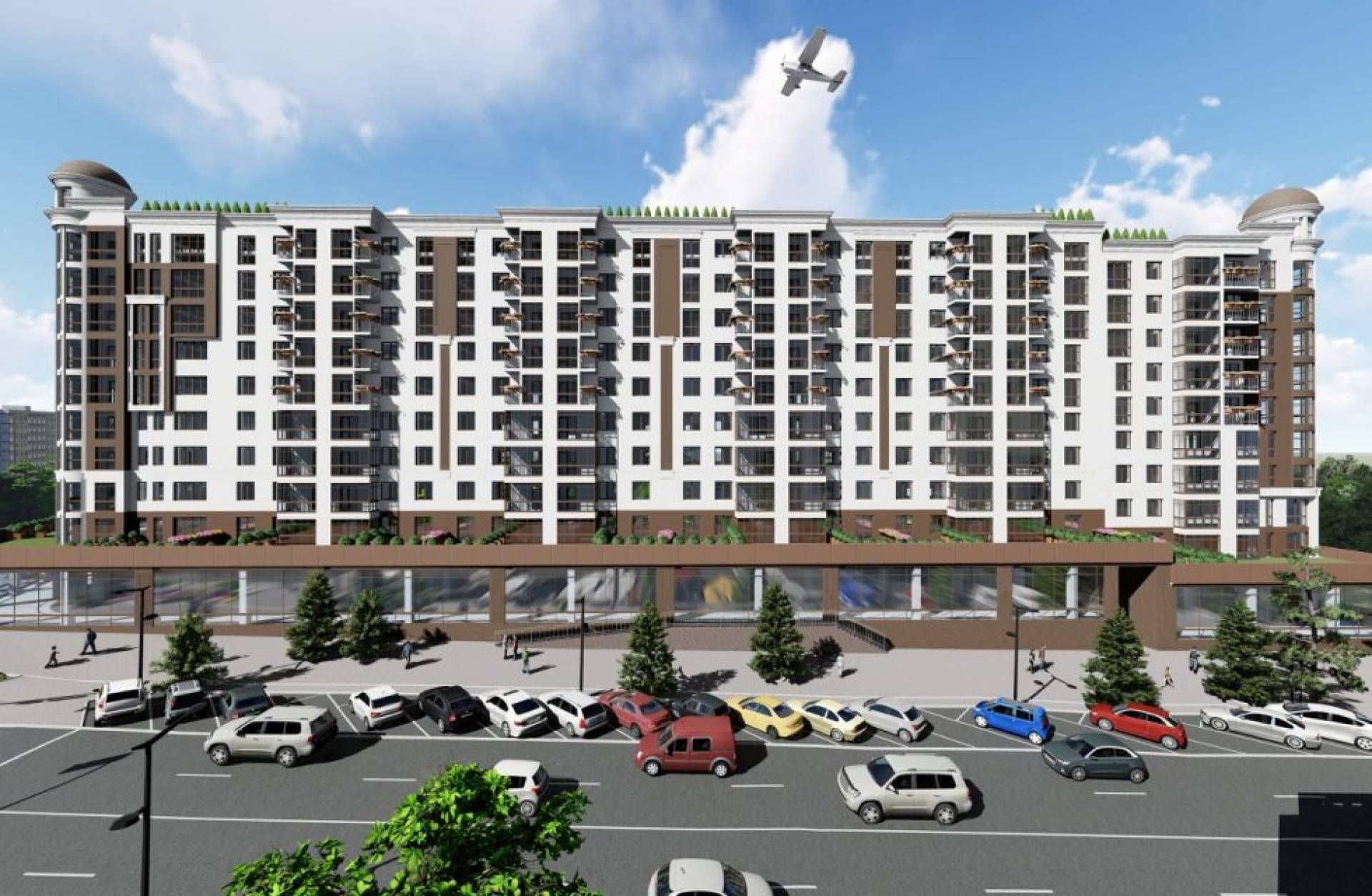 """Complexul Rezidential """"Green Park Residence""""-6"""
