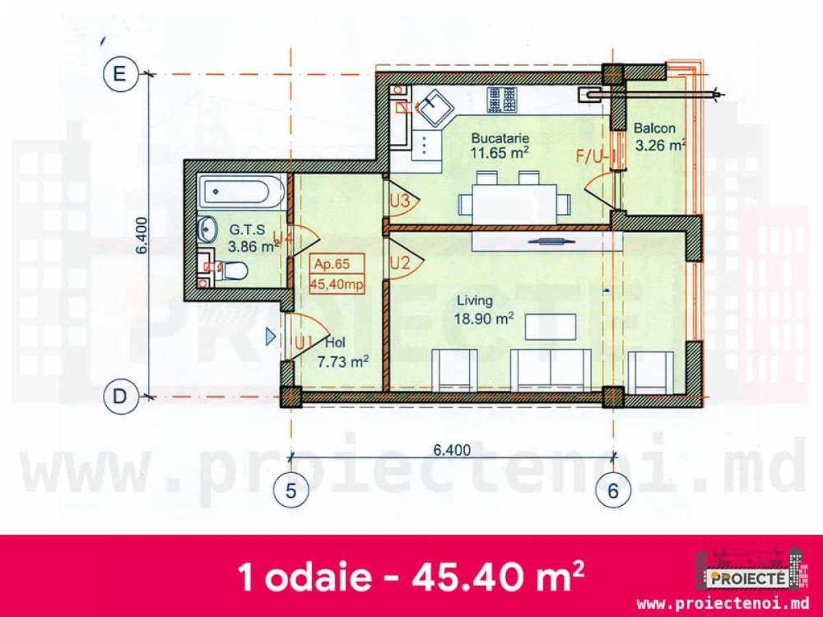 "Complex locativ ""Dacia Residence""-1"