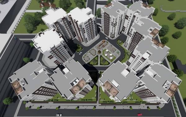 Apartament cu 3 odăi Bloc 11