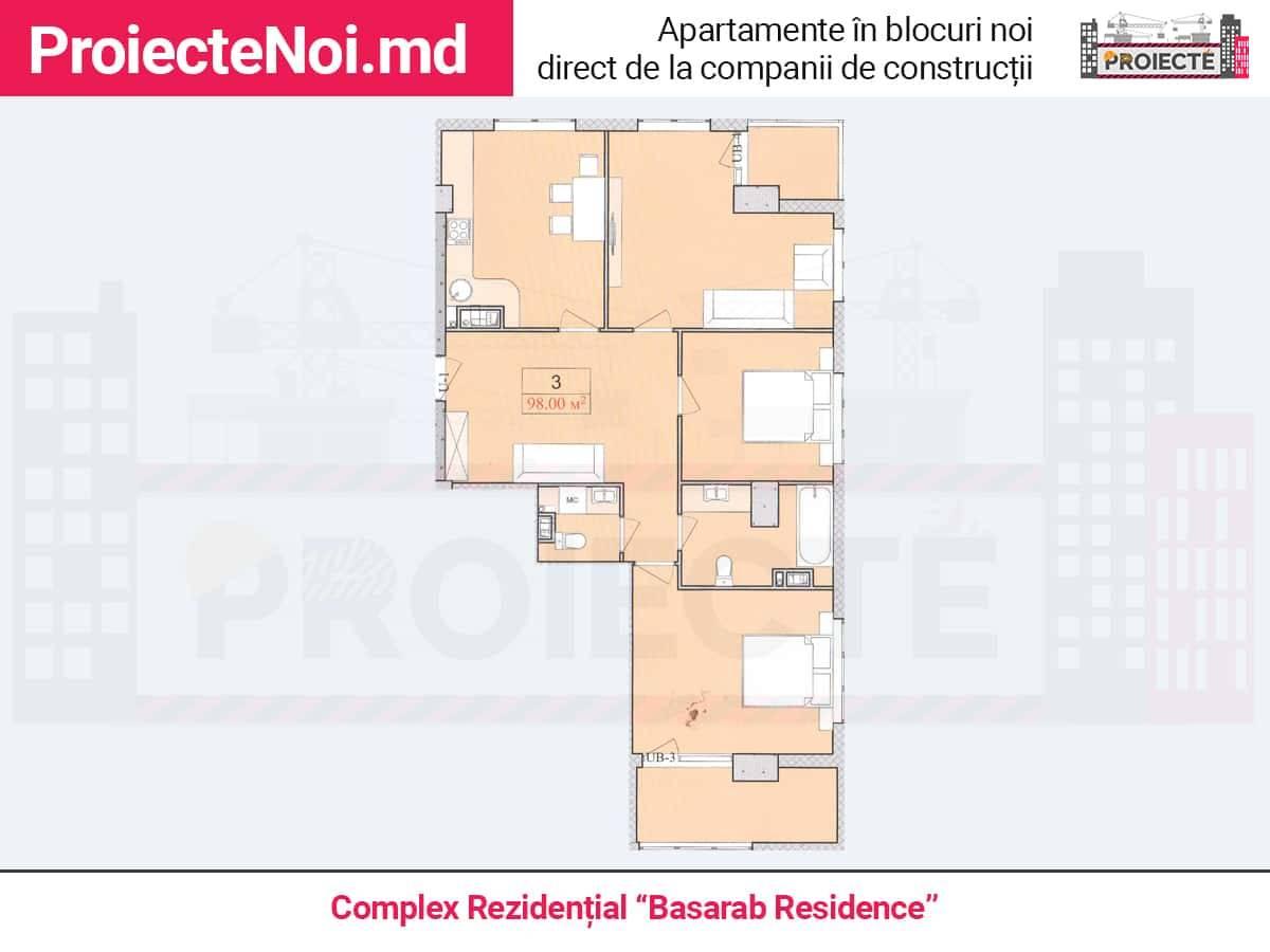 Complex Rezidețial Basarab Residence-13