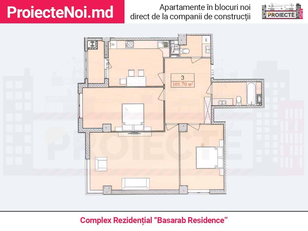 Complex Rezidețial Basarab Residence-14