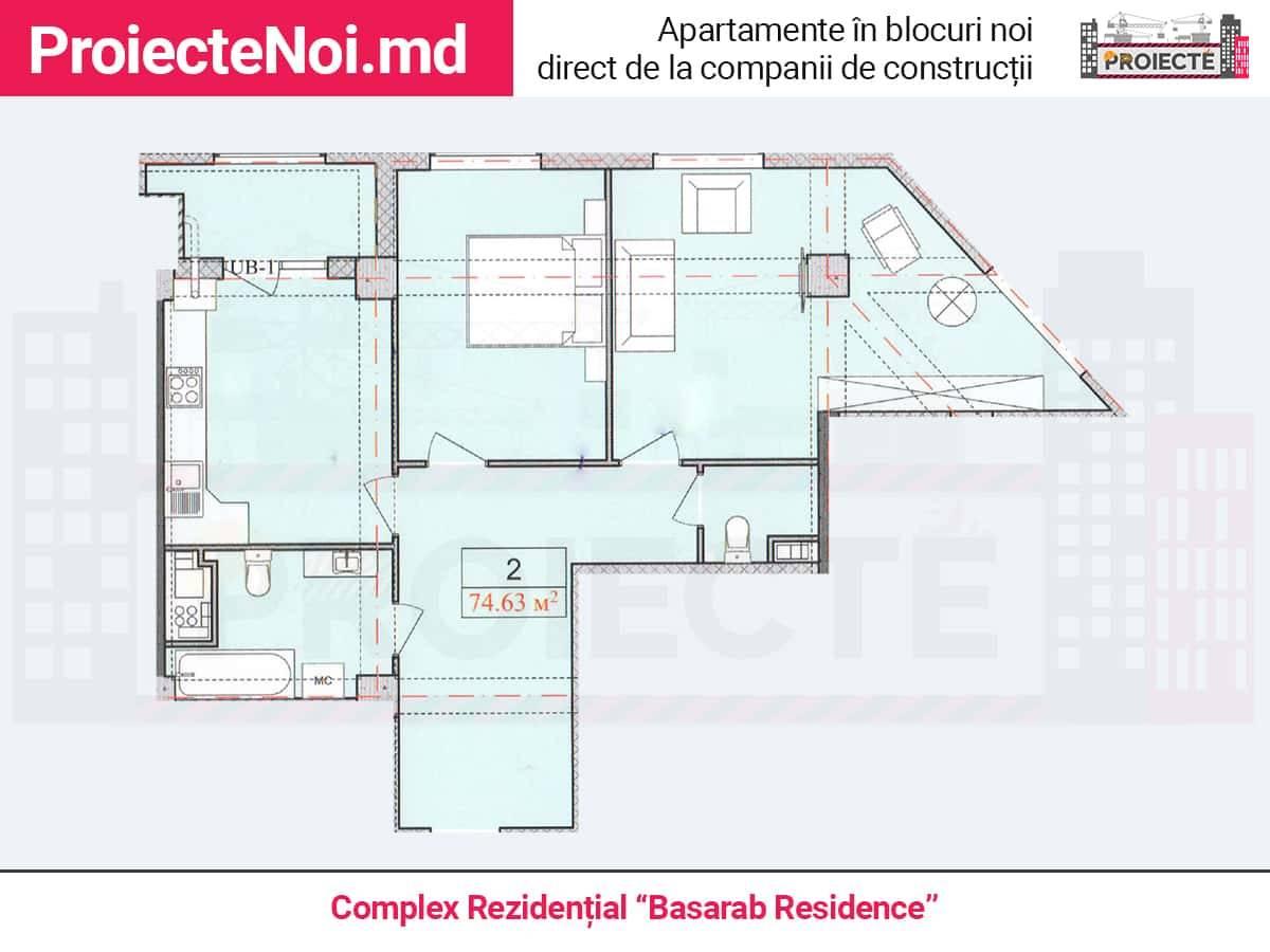 Complex Rezidețial Basarab Residence-5
