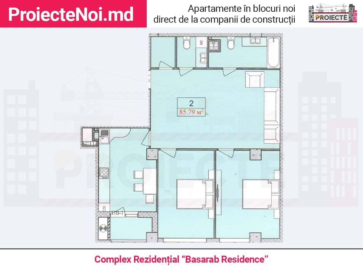 Complex Rezidețial Basarab Residence-10