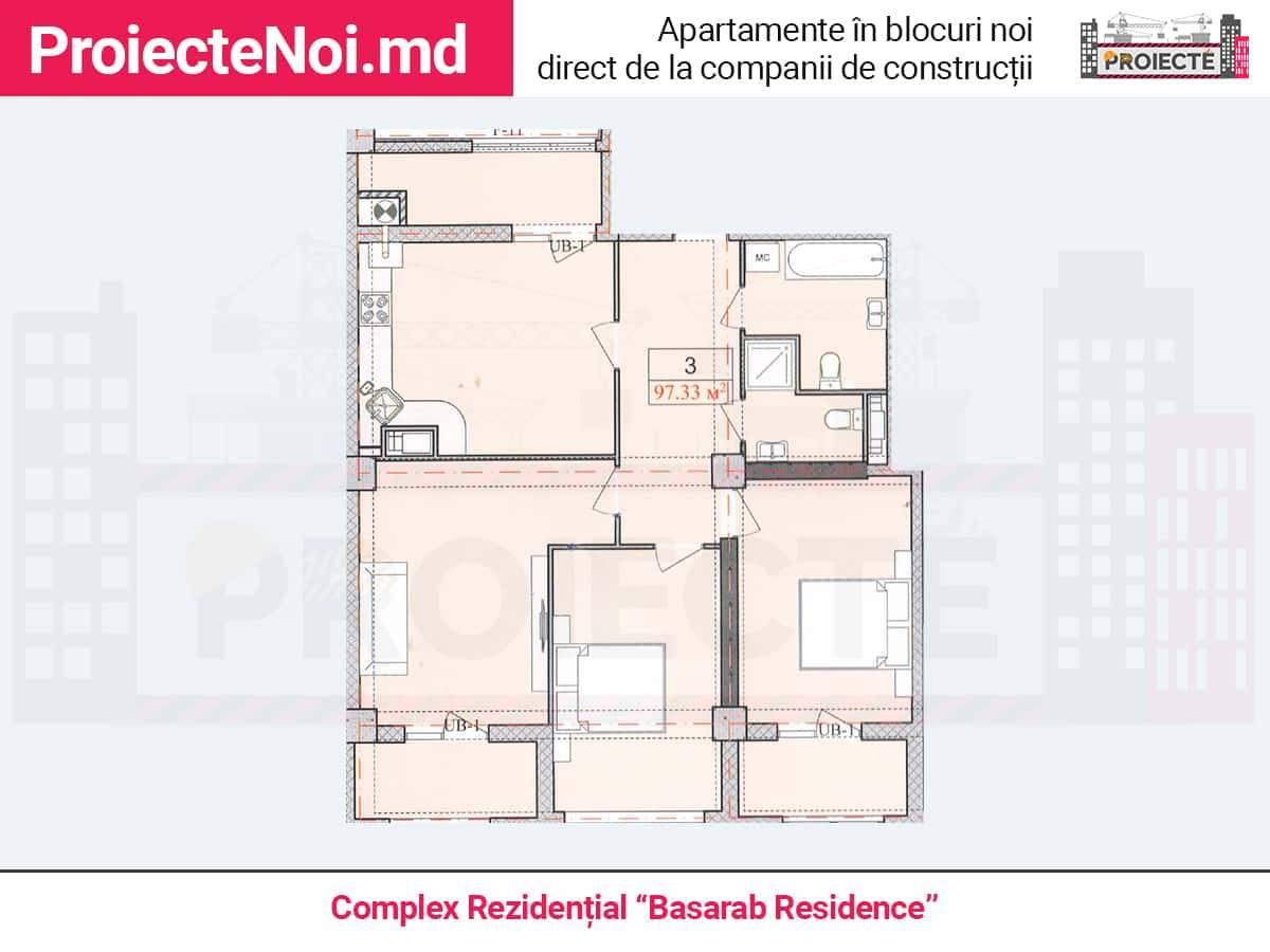 Complex Rezidețial Basarab Residence-12