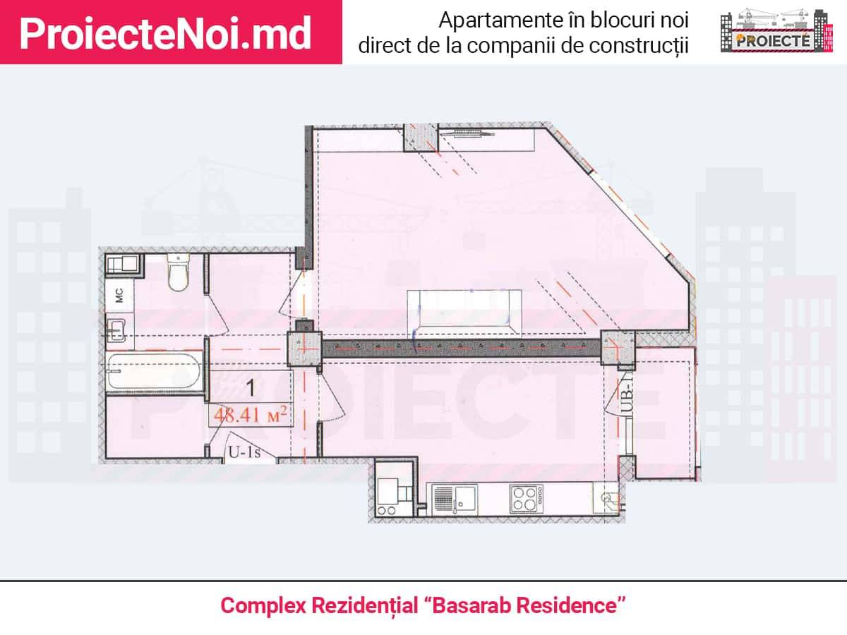 Complex Rezidețial Basarab Residence-0