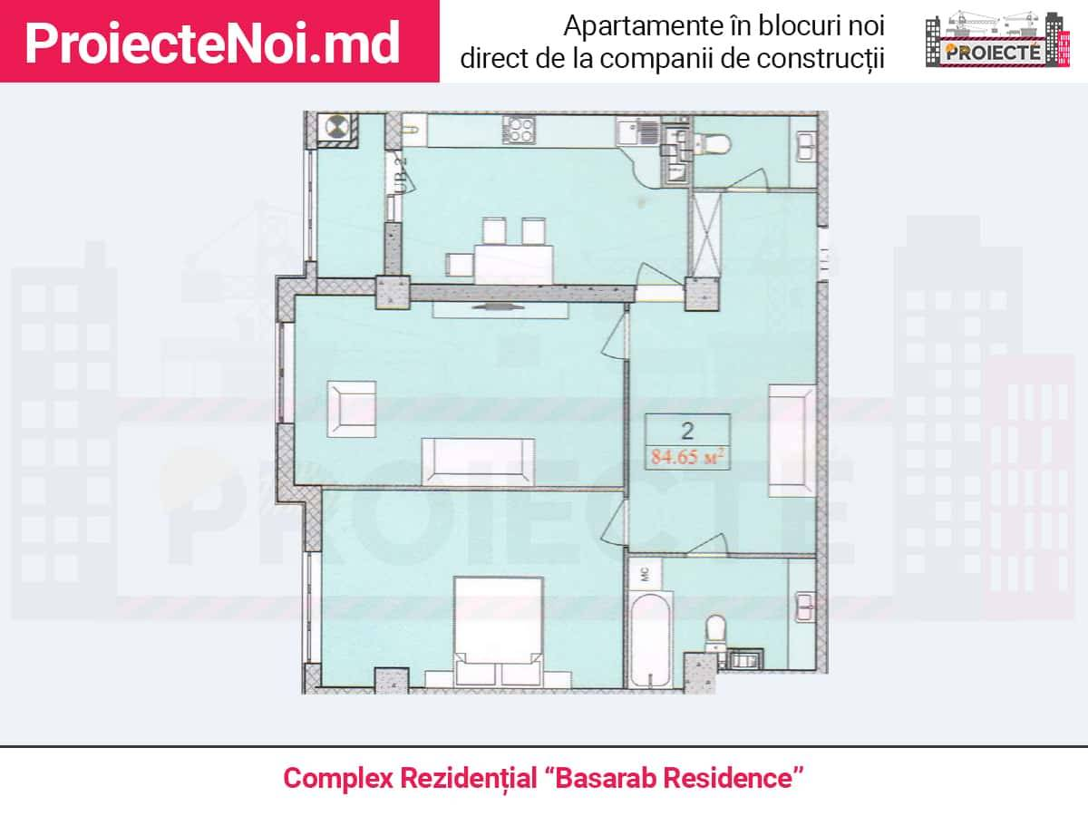Complex Rezidețial Basarab Residence-9