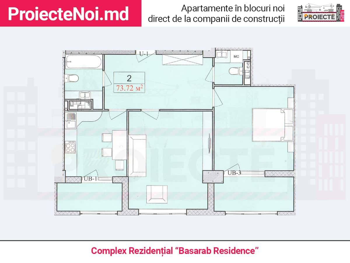 Complex Rezidețial Basarab Residence-7