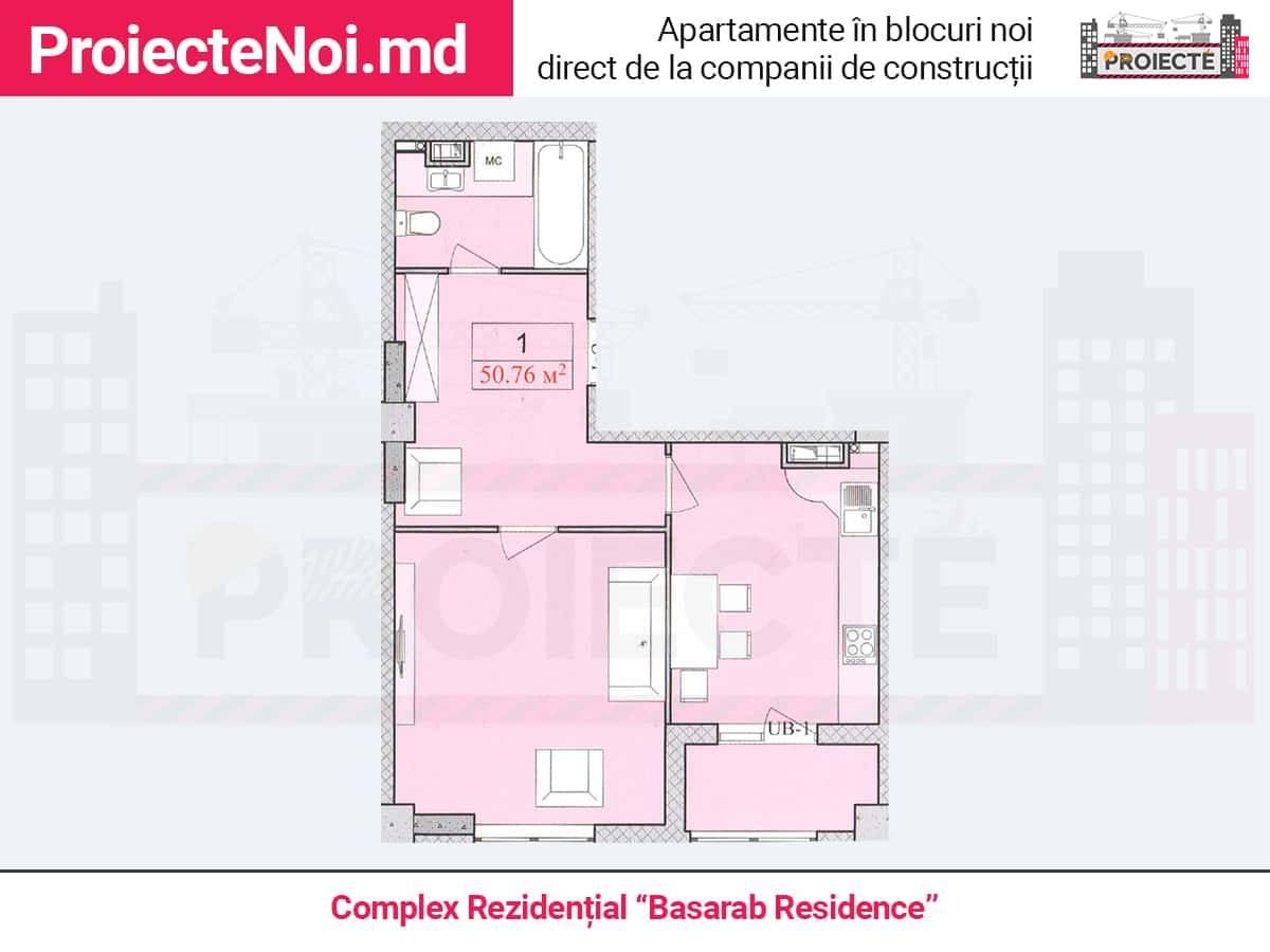 Complex Rezidețial Basarab Residence-1