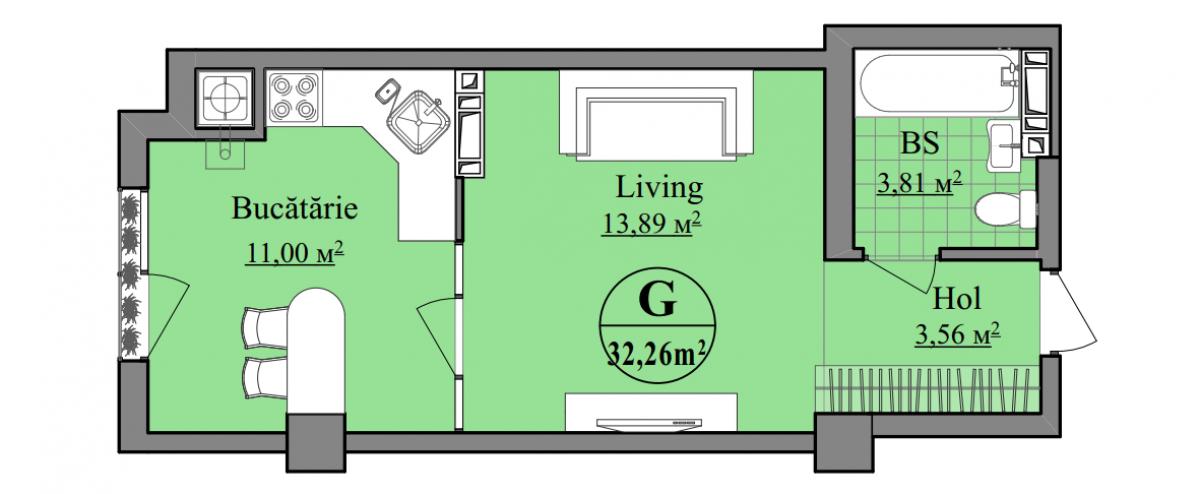 "Complexul locativ ""Basarab Residence""-15"