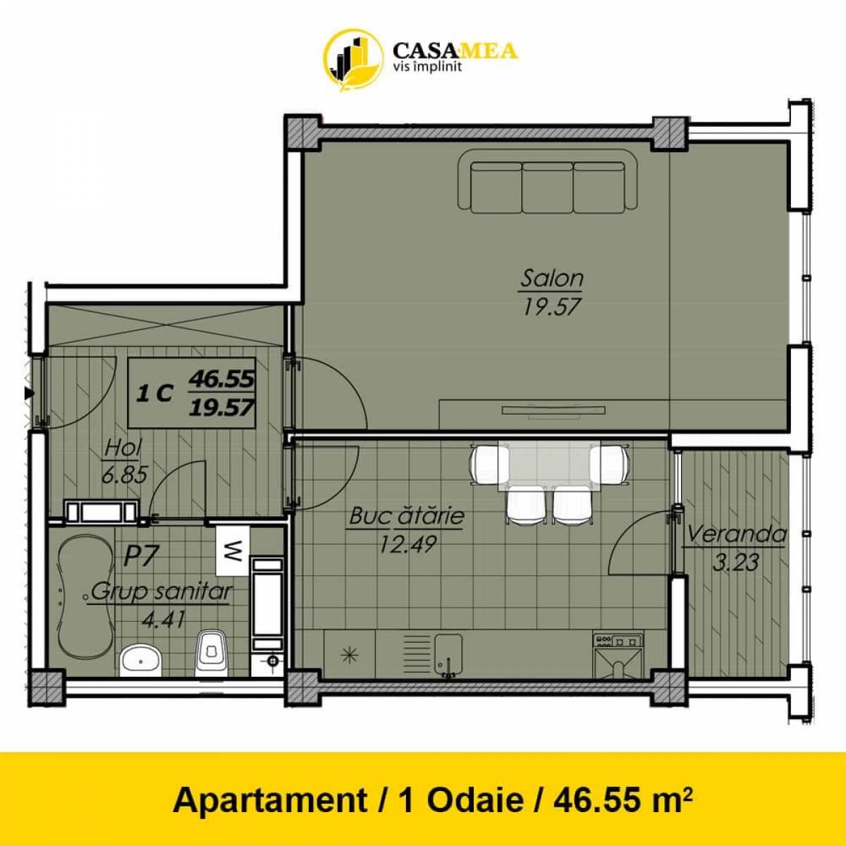 Complexul rezidențial Decebal-4