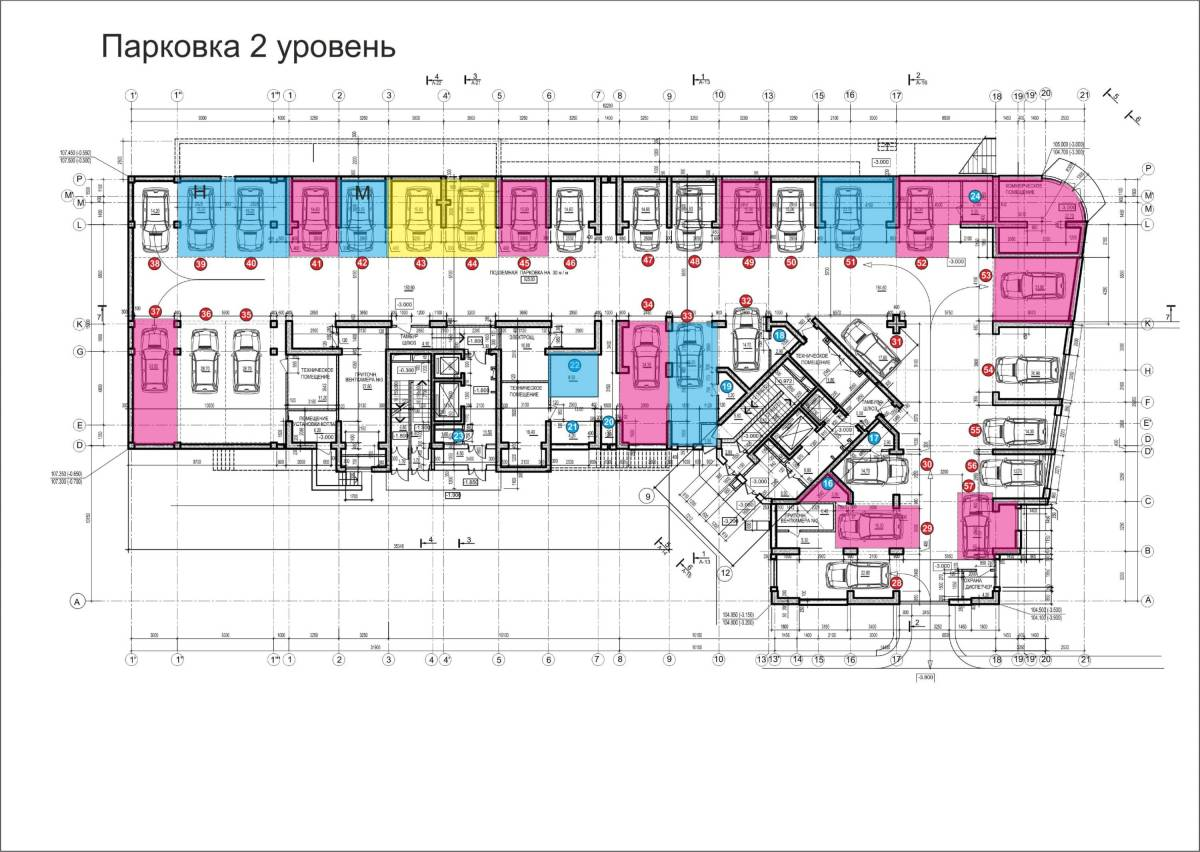 Bulevardul Dacia Residence Botanica-1