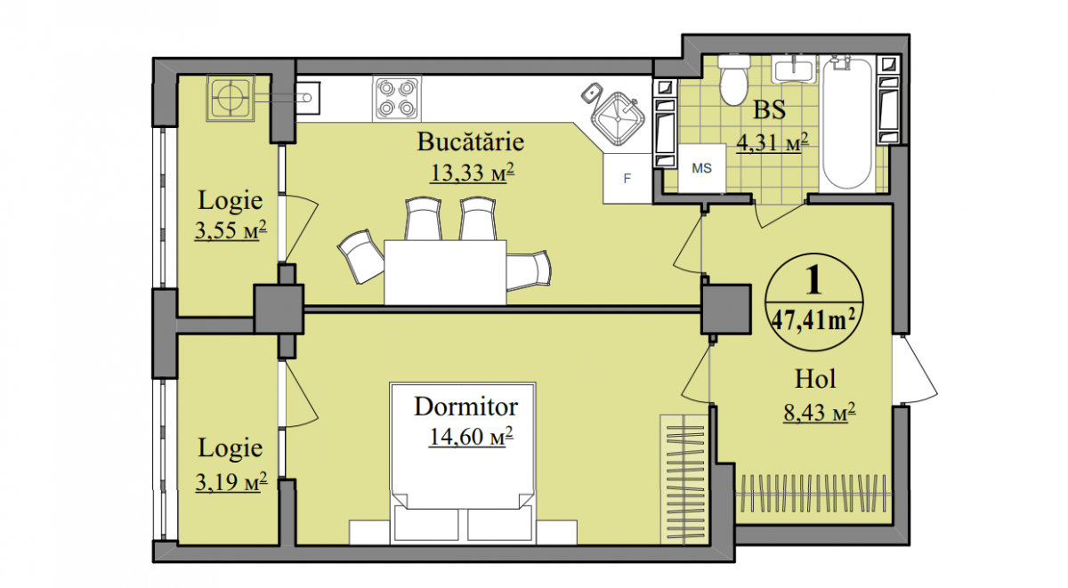 "Complexul locativ ""Basarab Residence""-14"