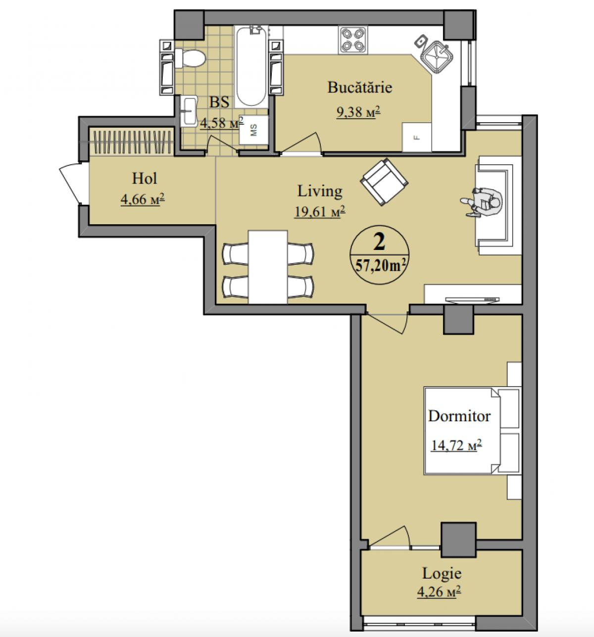 "Complexul locativ ""Basarab Residence""-5"