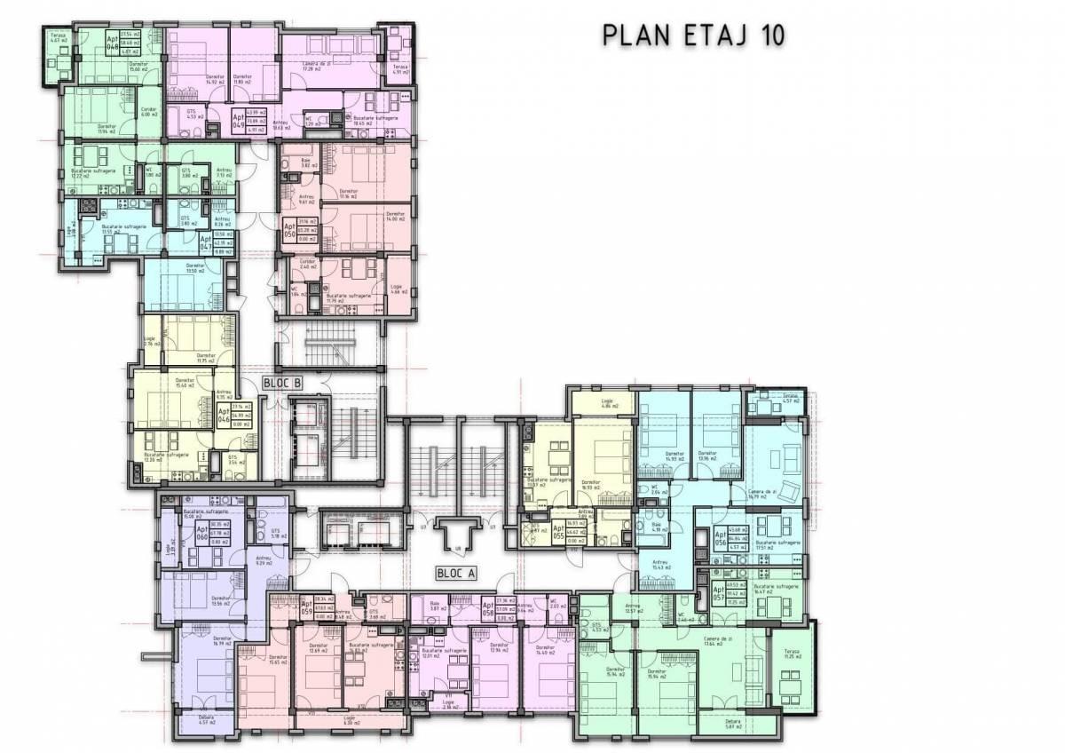 """Complex rezidențial """"Braus Belvedere""""-3"""
