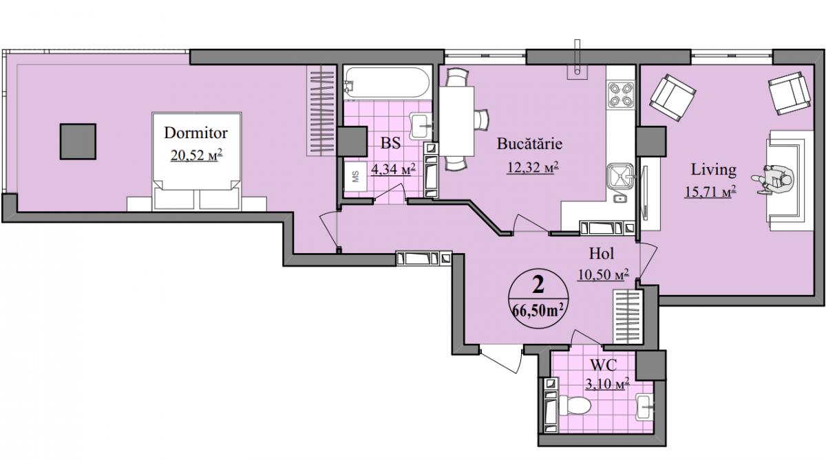 "Complexul locativ ""Basarab Residence""-12"