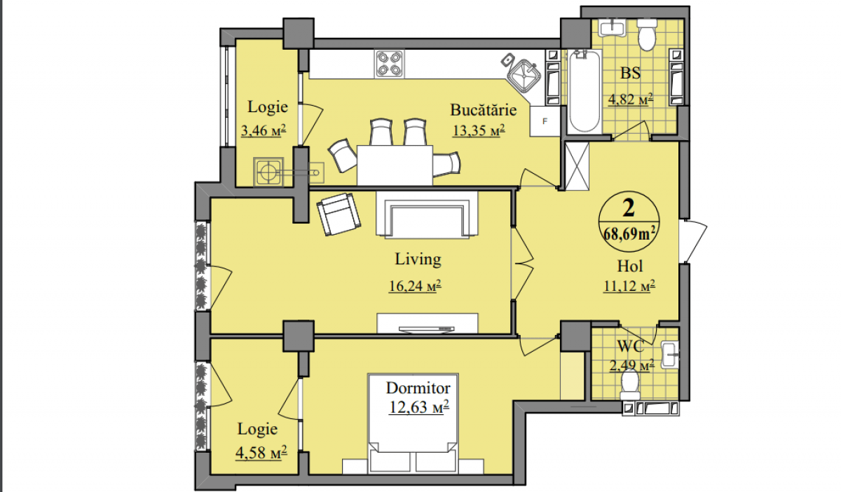 "Complexul locativ ""Basarab Residence""-7"