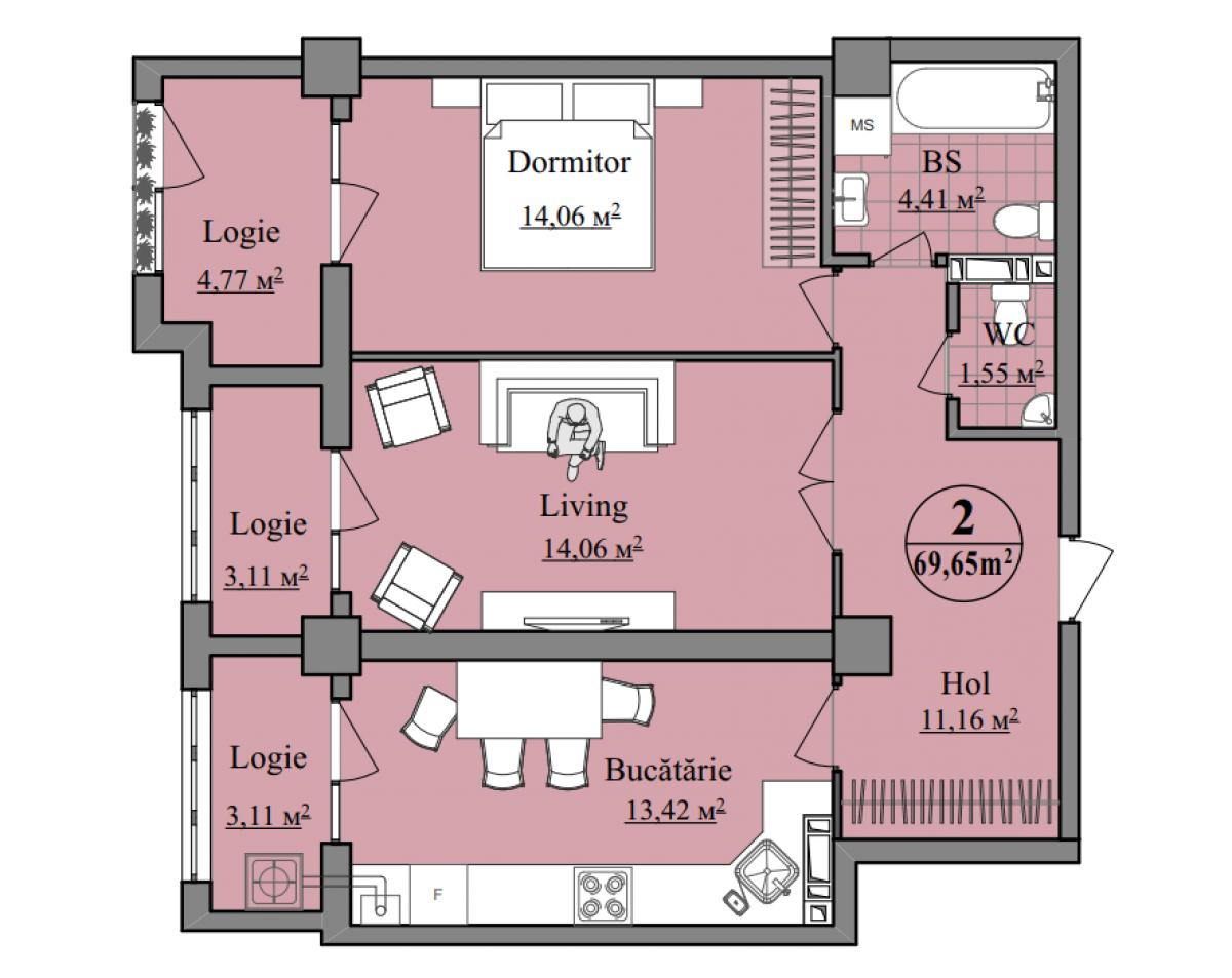 "Complexul locativ ""Basarab Residence""-1"