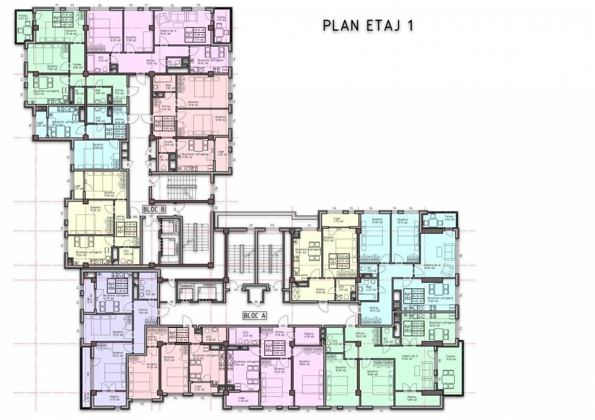 """Complex rezidențial """"Braus Belvedere""""-1"""